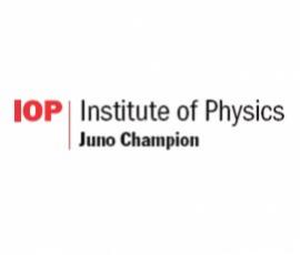 Institute of Physics Juno Champion